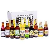 [Web限定]輸入ビールスタイル別飲み比べ10本パック [ アメリカ 3345ml ] [ギフトBox入り]