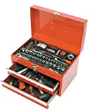車、バイク、農器具、マリン等の整備に必要な工具が150種類工具キット(GM10)emp