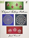 Elegant Tatting Patterns (Dover Knitting, Crochet, Tatting, Lace) 画像
