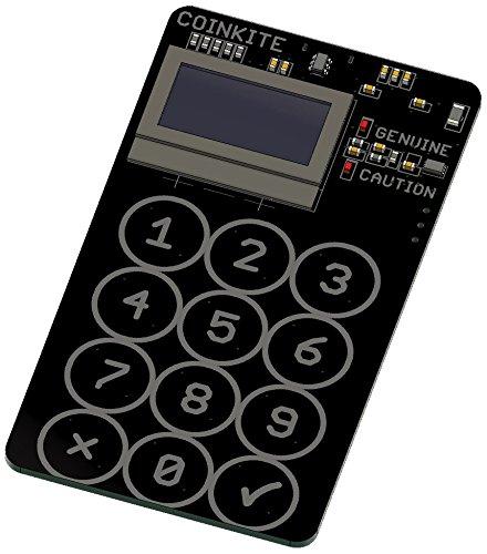 Openndime Coinkiteコールドカードハードウェアウォレット