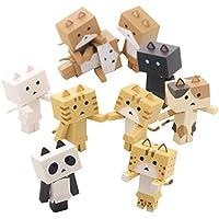 ニャンボー figure collection3(1BOX:10個入セット) ノンスケール ABS製 塗装済み可動フィギュア