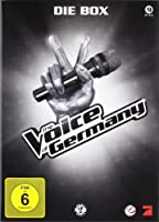 Voice of Germany-Die Box [DVD] [Import]