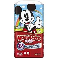 【Amazon.co.jp限定】マミーポコ (12~22kg) ビッグサイズ パンツ 36枚