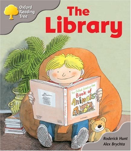 Oxford Reading Tree: Stage 1: Kipper Storybooks: The Libraryの詳細を見る