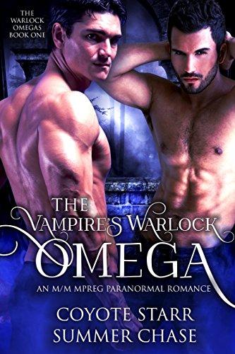 The Vampire's Warlock Omega: An M/M MPreg Paranormal Romance