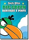 Angry Birds Big Green. Rabisque e Pinte