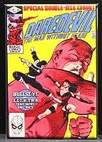 Daredevil # 181コミックブックカバー冷蔵庫マグネット。
