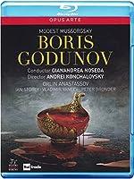 Boris Godunov [Blu-ray] [Import]
