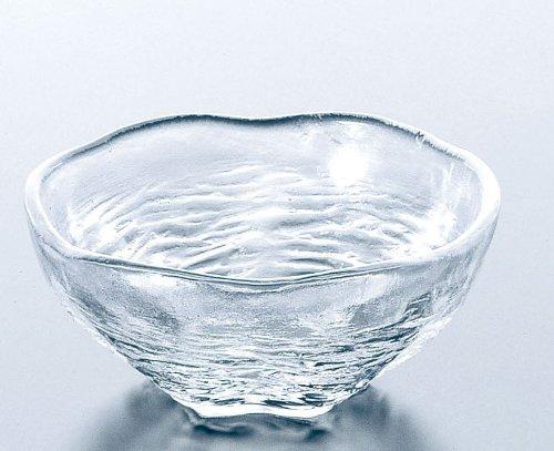 ガラス製 鉢 さざ波 中鉢 TK423-12
