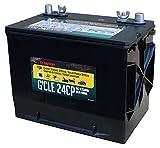 G&Yu[ジーアンドユー] マリンレジャー用バッテリー G'cle24CP [互換品:M24MF] 24CP