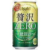 アサヒ クリアアサヒ 贅沢ゼロ ZERO 糖質0 350ml×1ケース(24本) ■3箱まで1個口発送可