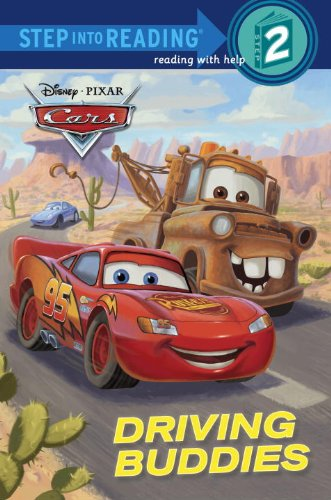 Driving Buddies (Disney/Pixar Cars) (Step into Reading)の詳細を見る