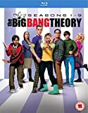The Big Bang Theory - Seasons 1-9 [Blu-ray Region Free](Import)