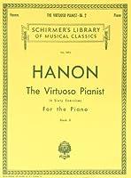 Virtuoso Pianist in 60 Exercises: Book 2, Sheet Music