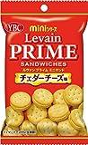ヤマザキビスケット ルヴァンプライムミニサンド チェダーチーズ味 50g×10袋の商品画像