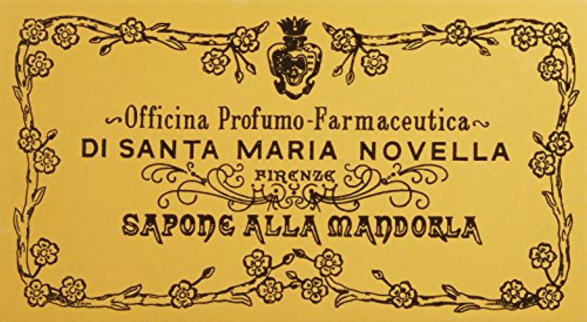 タブレット調整する隣接サンタ?マリア?ノヴェッラ アーモンドソープ 3P 3x105g 並行輸入品