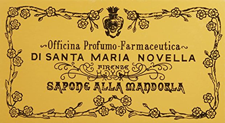 モンスター欺新年サンタ?マリア?ノヴェッラ アーモンドソープ 3P 3x105g 並行輸入品