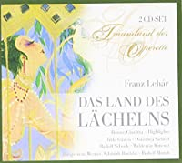 Lehar, Franz by Das Land Des La (2011-03-29)