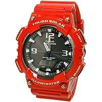 [カシオ] CASIO 腕時計 タフソーラー スタンダード アナデジ 100M防水 AQS810WC-4A メンズ 海外モデル [逆輸入品]