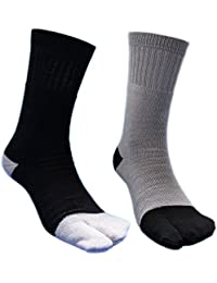 【AC735】あったかパイル+消臭!純綿パイル防寒指付靴下 暖かく綿だから蒸れない 消臭?吸汗の銀イオン使用 4組 24.5~27