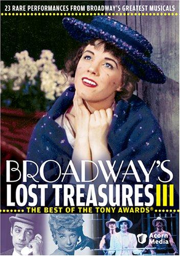 Broadway's Lost Treasures 3 [DVD] [Import]