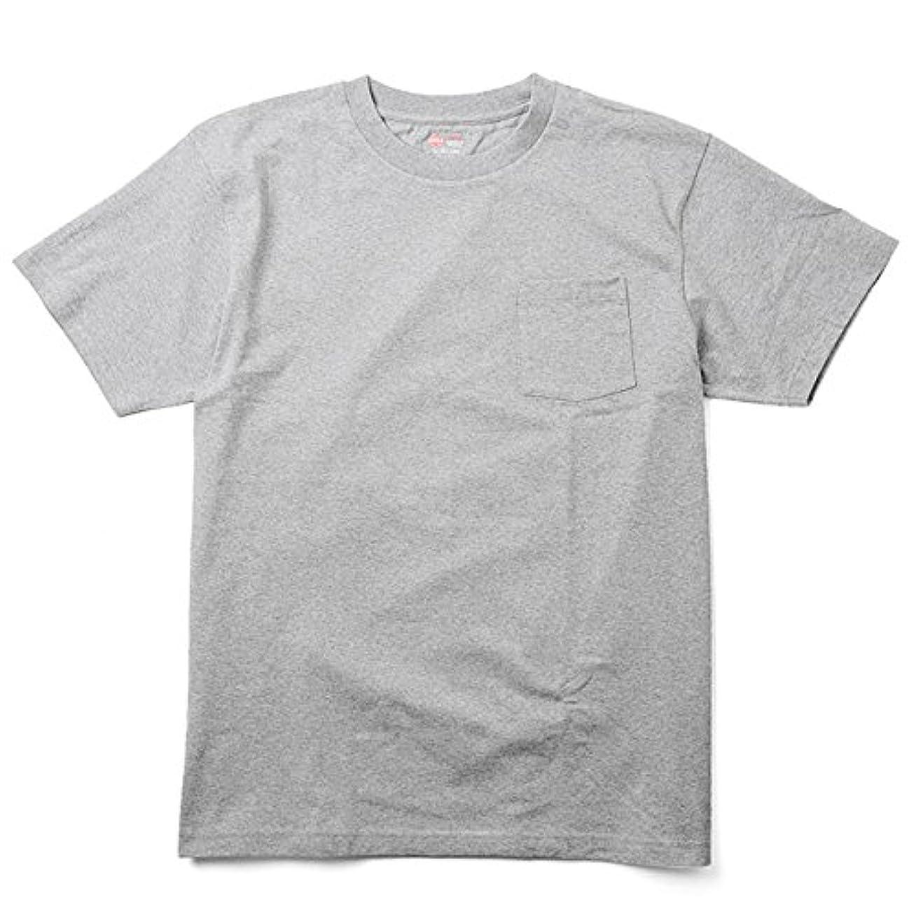 供給簡単にオピエート(レッドキャップ) RED KAP MJ-SP2PJ 2枚組 へヴィーウェイト クルーネック ポケットTシャツ rktv2120610209