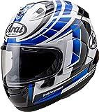 アライ(ARAI) バイクヘルメット フルフェイス RX-7X PLANET (プラネット) ブルー XLサイズ 61cm-62cm -