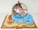 1CLX2011 Aladdin Waterglobe ディズニーコレクション アラジン スノーグローブ Hallmark社【並行輸入】