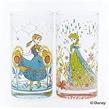 アナと雪の女王 ペア グラス シークレットハニー