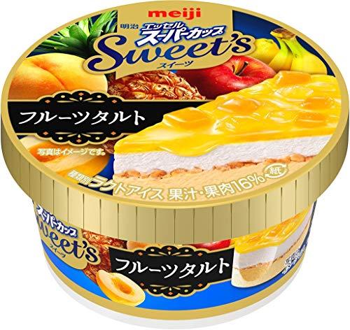 明治エッセルスーパーカップ Sweet's フルーツタルト 24個