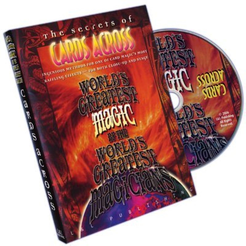Cards Across (World's Greatest Magic) By L&L Publishing [並行輸入品]