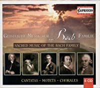 Bach Family: Sacred Music by Bach Family (Sacred Music)