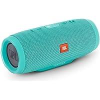 JBL CHARGE3 Bluetoothスピーカー IPX7防水/ポータブル/パッシブラジエーター搭載 ティール JBLCHARGE3TEALJN 【国内正規品】