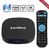 Android TV BOXー4K 高精細 アンドロイド7.1 Wifi テレビボックス 2GB RAM/16GB ROM 搭載【Leelbox】Q2 Pro