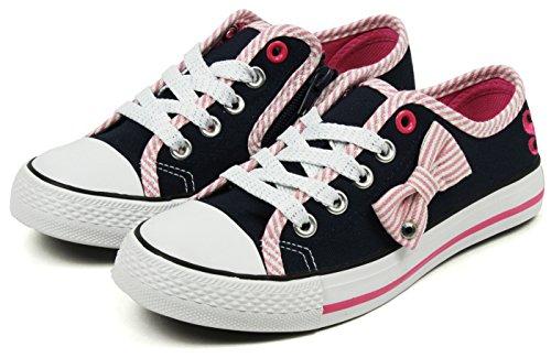 (サムシング エドウィン) SOMETHING EDWIN 子供靴 スニーカー キッズ 女の子 ジュ...