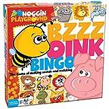 COBBLE HILL Noggin Playground's Bingo Game