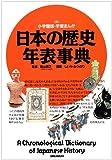 日本の歴史年表事典 (小学館版学習まんが)