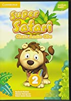 Super Safari American English Level 2 Class Audio CDs (2) (Super Minds)