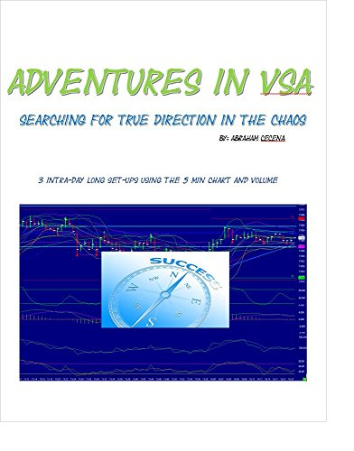 ADVENTURES IN VSA: SEARCHING FOR TRUE DIRECTION IN THE CHAOS (CRUDE OIL Book 1) (English Edition)