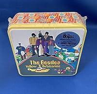 The Beatles ビートルズ Yellow Submarine イエローサブマリン ジグソーパズル 缶入り 300ピース