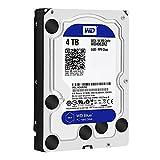 【Amazon.co.jp 限定】Western Digital HDD 4TB WD Blue PC 3.5インチ 内蔵HDD WD40EZRZ/AFP2 【国内正規代理店品】