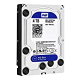 【Amazon.co.jp限定】WD HDD 内蔵ハードディスク 3.5インチ 4TB WD Blue WD40EZRZ/AFP2 SATA6Gb/s 5400rpm 64MB 2年6ヶ月保証