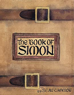 The Book of Simon by [Cameron, Sean]
