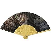 京扇子(紳士用 婦人用)花火(日本製)