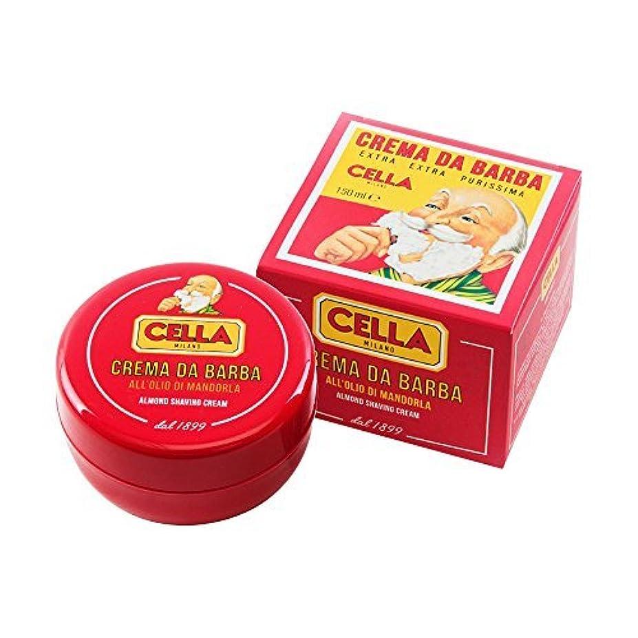 うめきスキャンダル洞窟Shave Soap Cream 150g cream by Cella [並行輸入品]