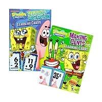 Nickelodeon Spongebob Squarepants Money Making Cents Learning Cards By N/A [並行輸入品]