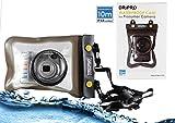 Navitech London デジカメ用水防止ポーチケース (Canon PowerShot G7 X/ FUJIFILM XQ2 / Canon PowerShot G3 X / OLYMPUS STYLUS TG-4..