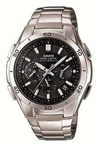 [カシオ]CASIO 腕時計 WAVE CEPTOR ウェーブセプター タフソーラー 電波時計 MULTIBAND 6 WVQ-M410D-1AJF メンズ