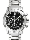 [ブレゲ] BREGUET 腕時計 アエロナバル 3800ST/92/SW9 SSブレス メンズ 新品 [並行輸入品]