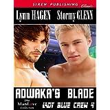 Adwaka's Blade [Lady Blue Crew 4] (Siren Publishing Classic ManLove)